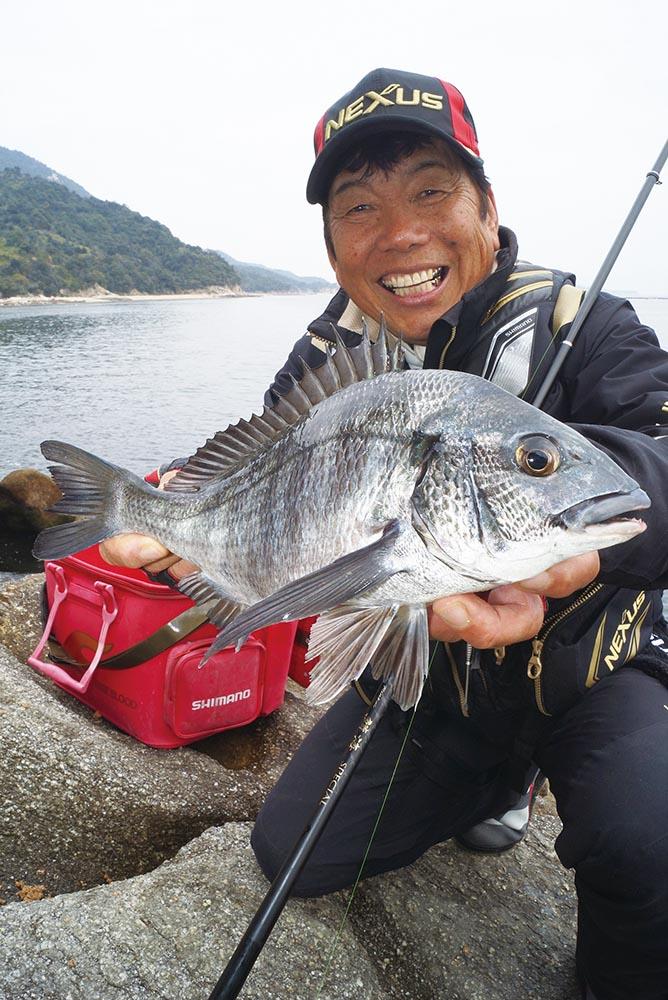 大知昭 鱗海スペシャル シマノ
