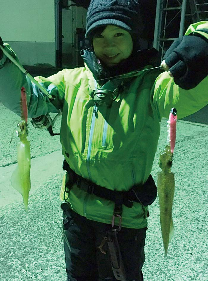 釣りぽ つりぽ tsuripo 七類港