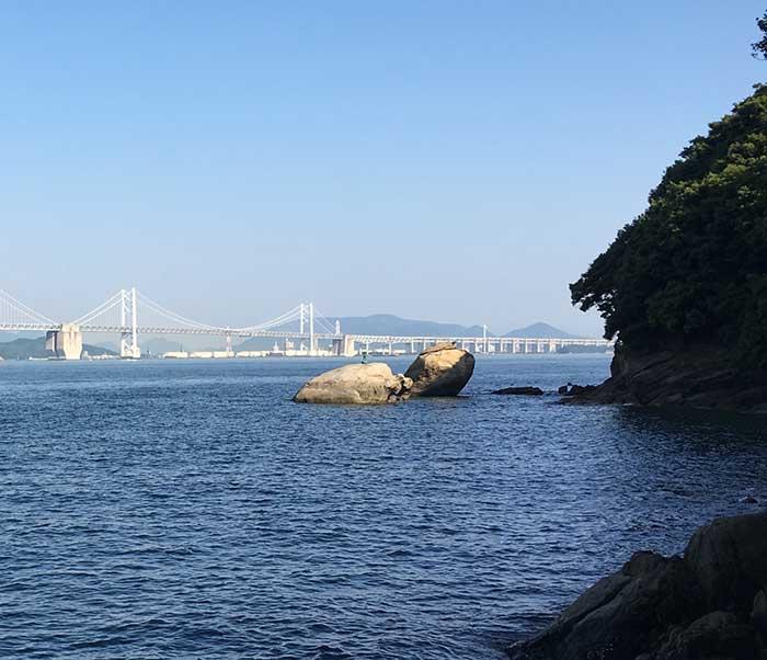 釣り場 本島