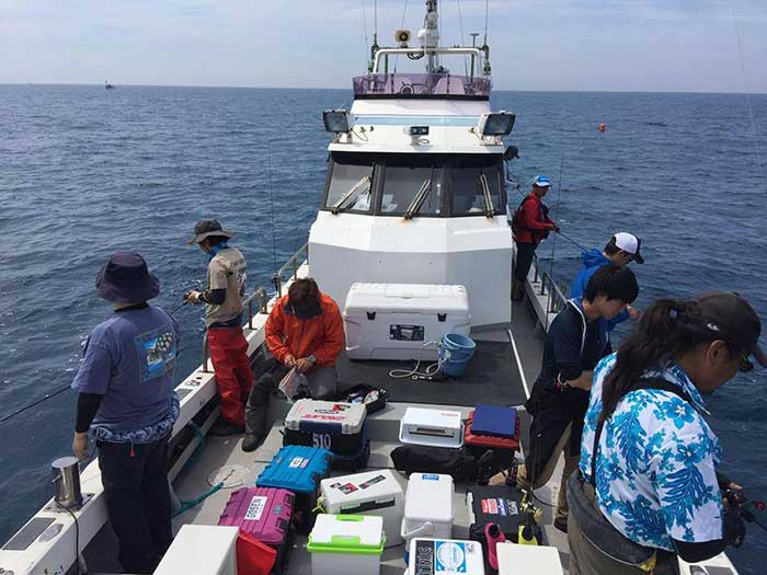 北部九州真鯛トーナメント釣る