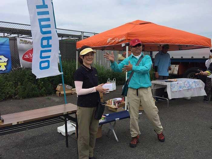 北部九州真鯛トーナメント表彰