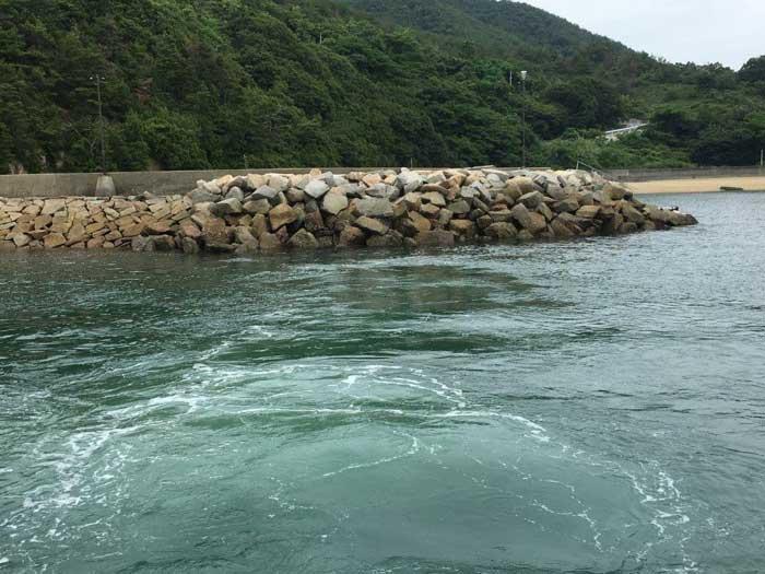 本島大浦港