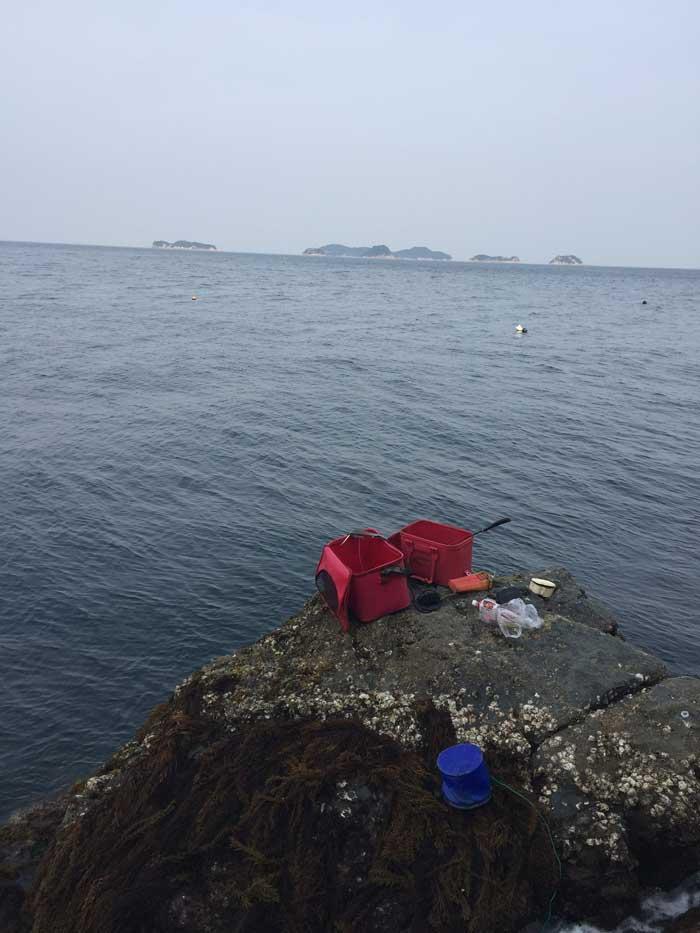 家島諸島小松島釣り場写真3