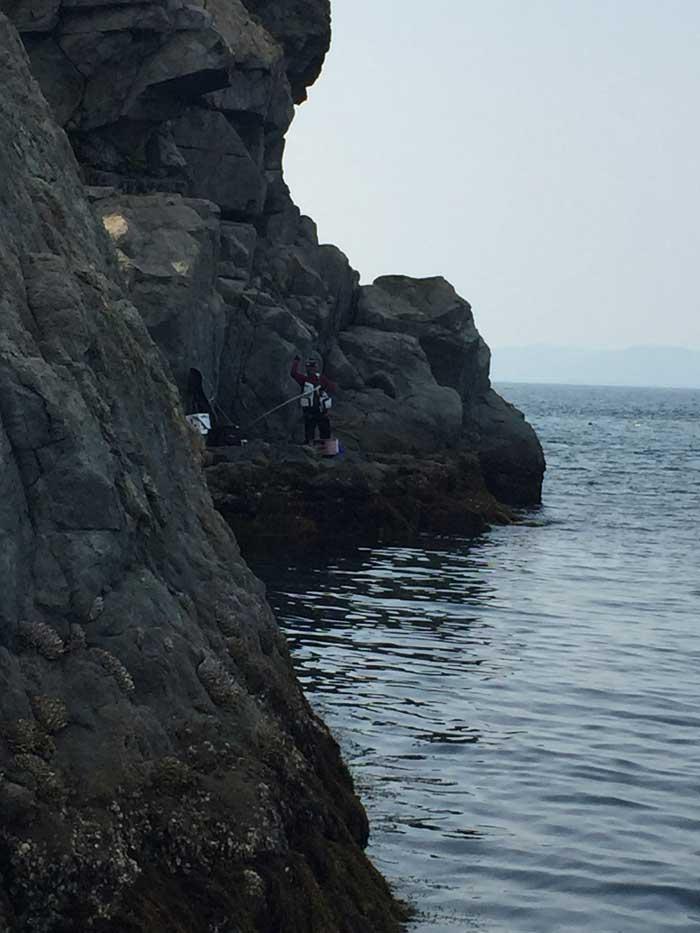 家島諸島小松島釣り場写真2