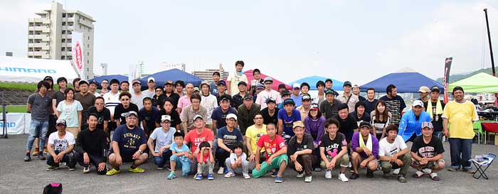 C-CUP2017 集合写真