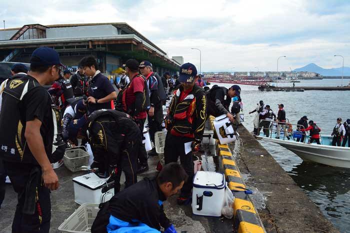 サンラインカップ草津漁港