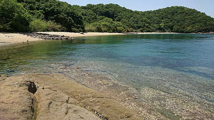 向島釣り場