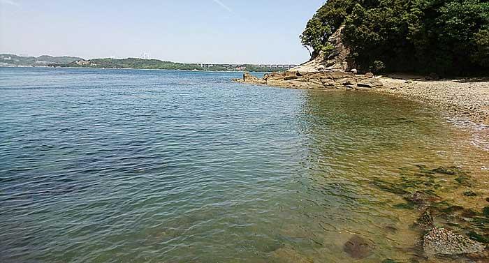 向島釣り場2
