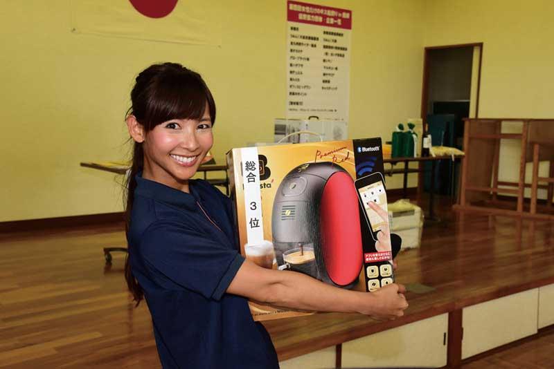 阪本智子表彰