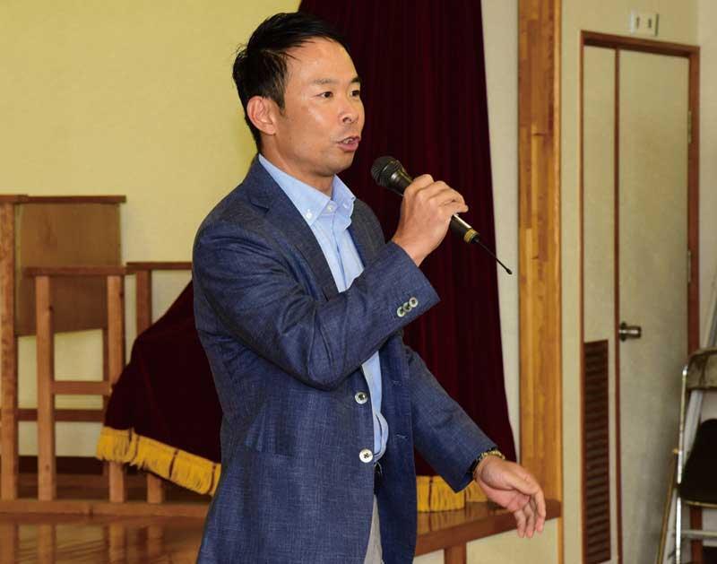 タカミヤ上田社長