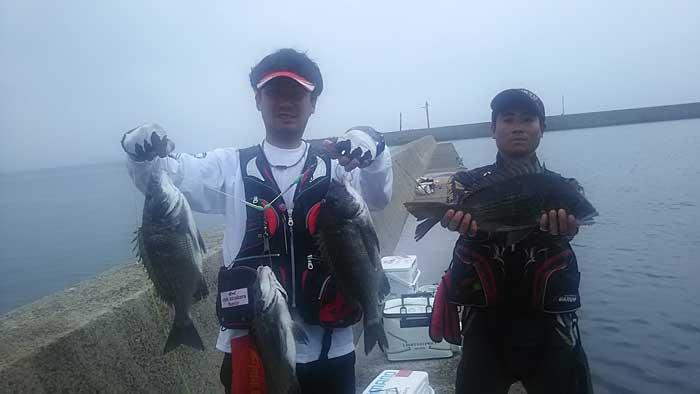 釣友の釣果