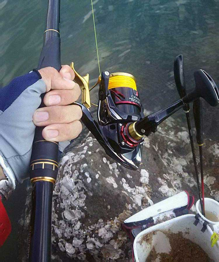 ハイパーフォース 釣り シマノ