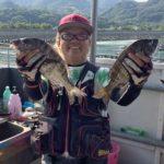 しまなみ海道・大三島の釣り施設でチヌ釣り/フィッシングパーク大三島(愛媛県今治市)