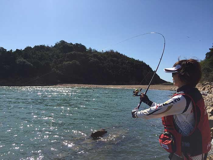 家島 チヌ釣り ヒット