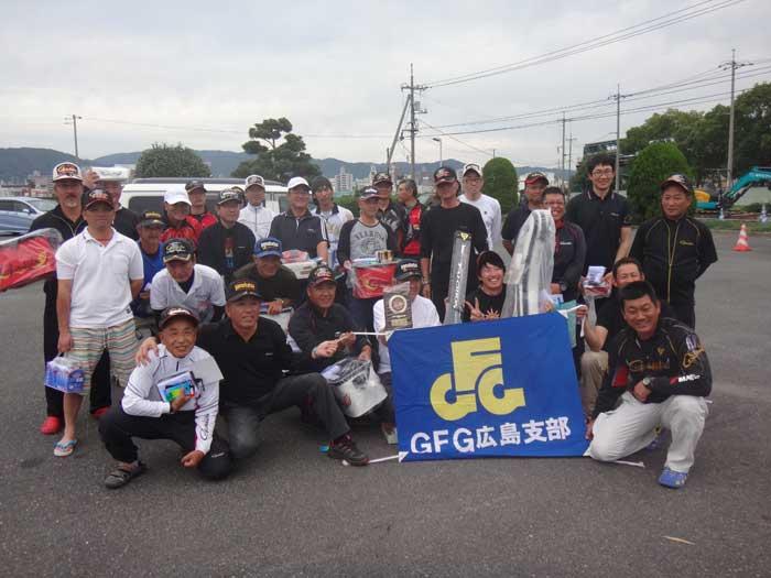 GFG広島支部 懇親グレ釣り大会