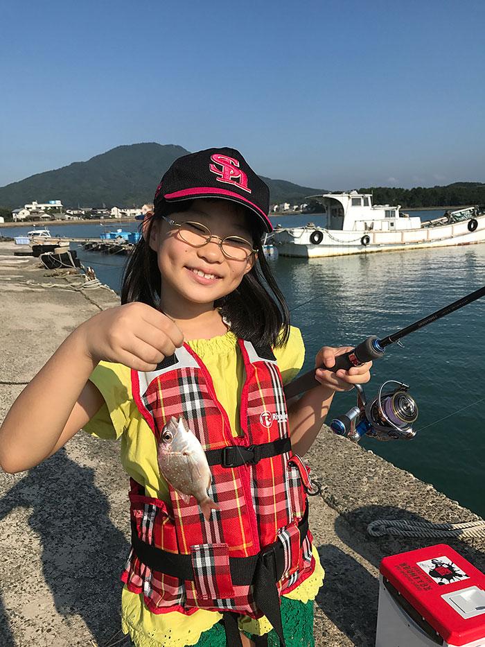 五目釣り 新町漁港 マダイ