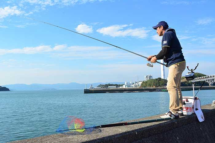 大崎上島 フカセ釣り 釣行