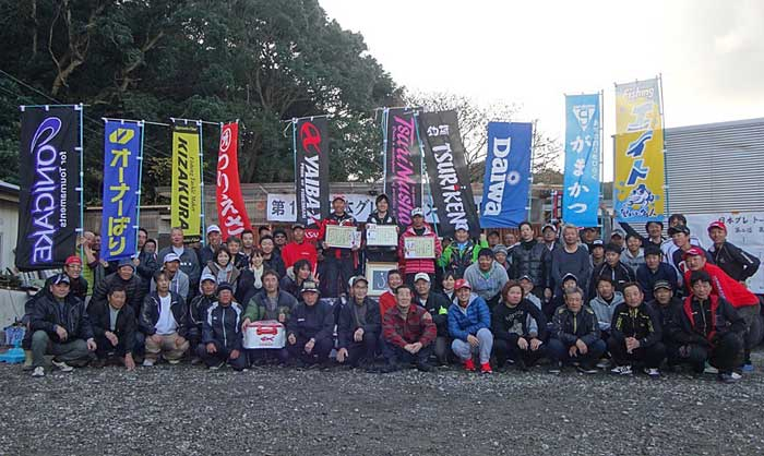 日本グレトーナメント 集合写真