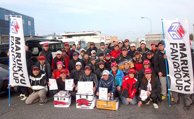 MFG中国懇親波止チヌ釣り大会 広島湾