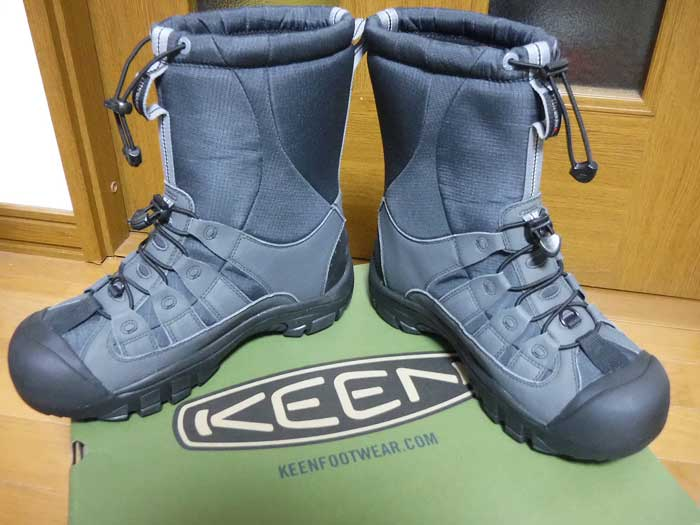 KEEN『ウィンターポートⅡ』