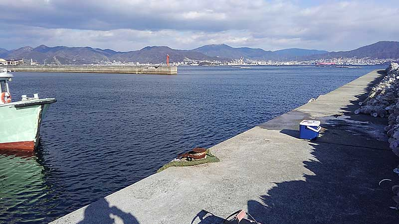 江田島秋月港