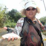タイランドで渓流釣り/クウェー川(タイ王国カンチャナブリ)
