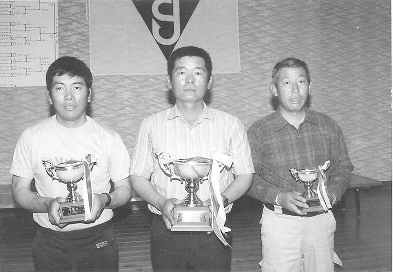 大知昭ヒストリー G杯準優勝