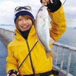 みっぴ マイクロテンヤで5魚種キャッチに挑戦!