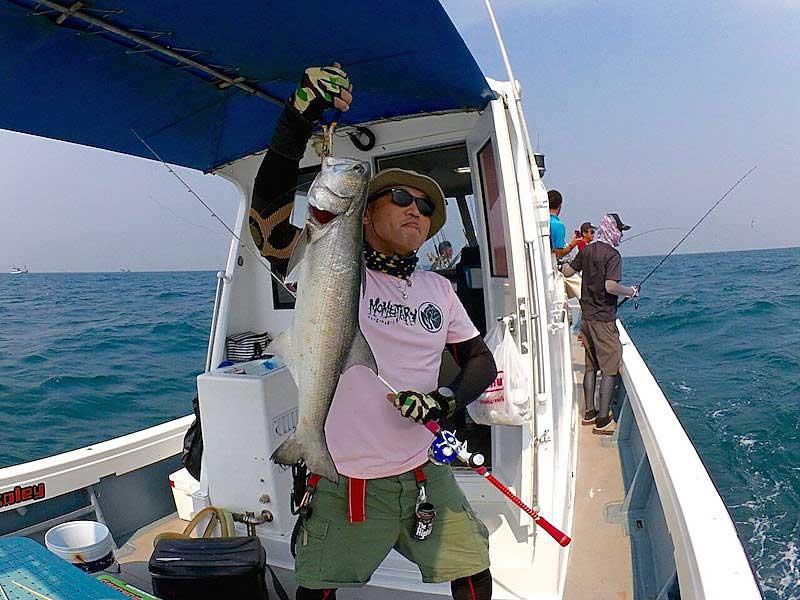グラオ タイランド 釣り モコリー