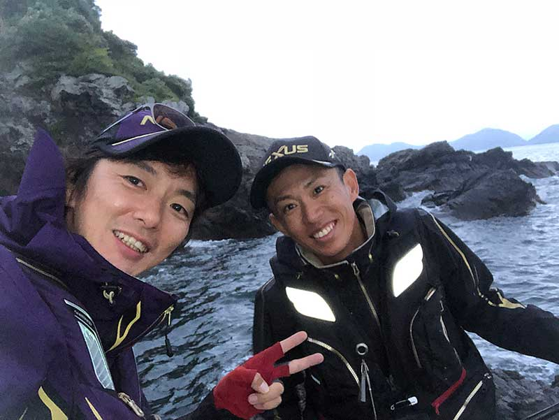 大知正人と百合野 野島
