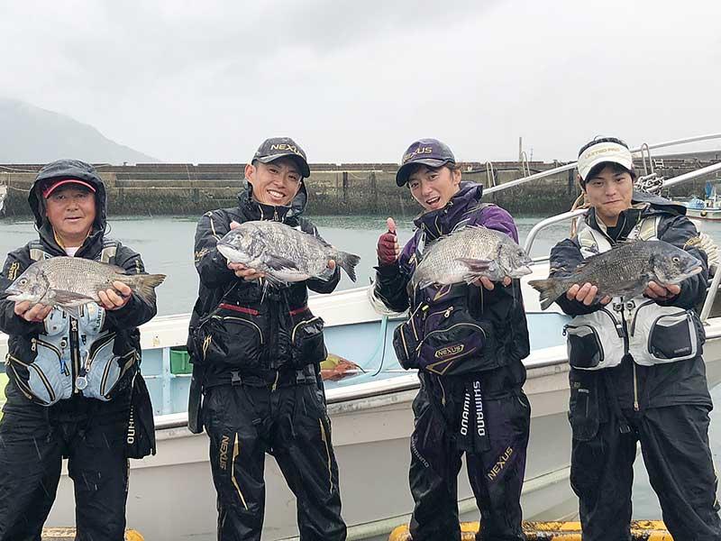 野島 釣果