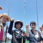 ちょい投げで楽しむ夏のキス釣り/下府川河口・唐鐘漁港(浜田市)