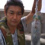 サイトエギングでアオリイカキャッチ/多古漁港(松江市)