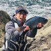 日本海で良型の寒グレGET!!/三尾(兵庫県新温泉町)