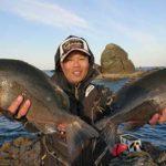 フカセ釣りでグレの好釣果/深島「中のハエ」(大分県佐伯市)