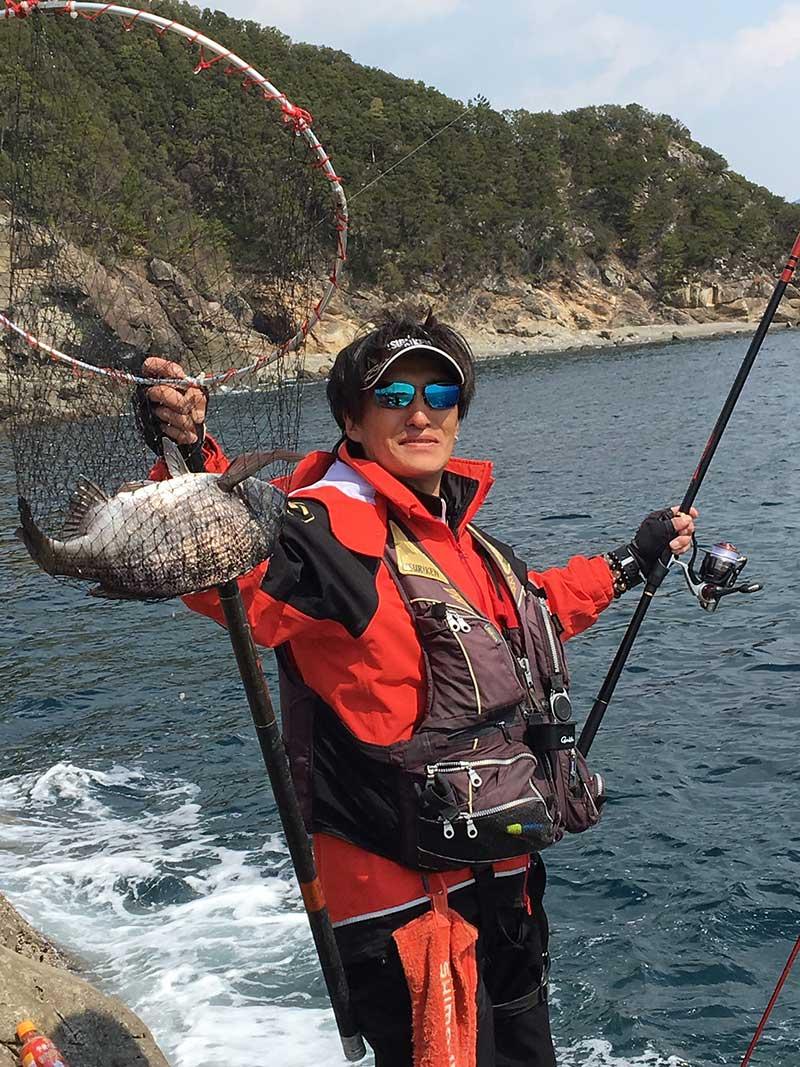 木岐 チヌ フカセ釣り