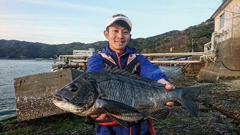 浦ノ内湾 チヌ 大型