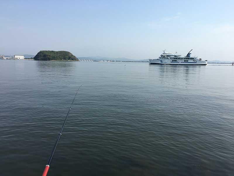 児島湾 チヌ釣り 前釣り