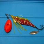 真夏の東京湾のマダコ釣り/海ほたる周辺(神奈川県川崎市)
