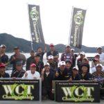 第10回 WCT(西日本チヌトーナメント) championship 決勝トーナメント