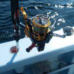 レバーブレーキを使用したスピニングタイラバ釣法について その2(増補版)